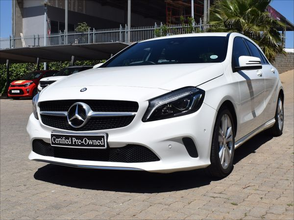 2017 Mercedes-Benz A-Class A 200d Urban North West Province Klerksdorp_0
