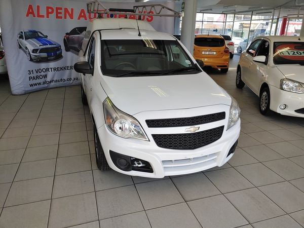 2016 Chevrolet Corsa Utility 1.4 Sc Pu  Western Cape Parow_0