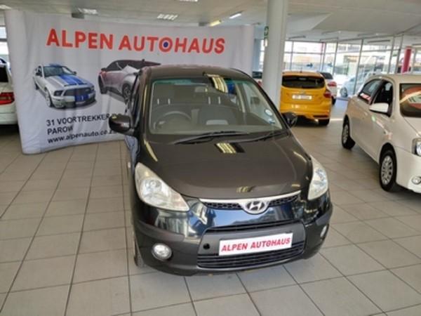 2010 Hyundai i10 1.1 Gls  Western Cape Parow_0