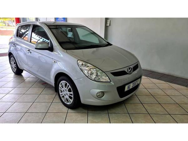 2011 Hyundai i20 1.4  Free State Bethlehem_0