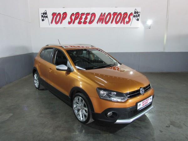 2014 Volkswagen Polo Cross 1.2 TSI Gauteng Vereeniging_0