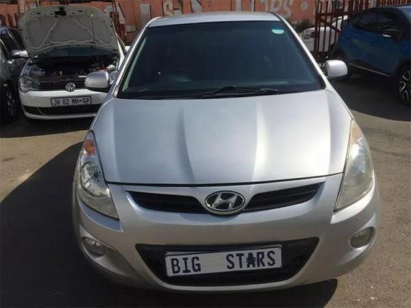 2011 Hyundai i20 1.4  Gauteng Johannesburg_0