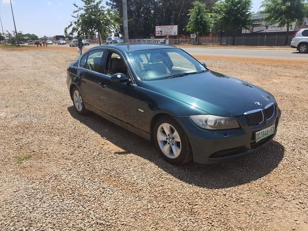 2006 BMW 3 Series 323i Exclusive e90  Gauteng Lenasia_0