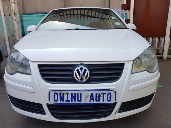 2008 Volkswagen Polo Classic 1.6 Comfortline  Gauteng Johannesburg_0
