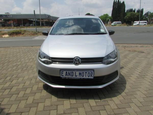 2018 Volkswagen Polo Vivo 1.4 Trendline 5-Door Gauteng Kempton Park_0