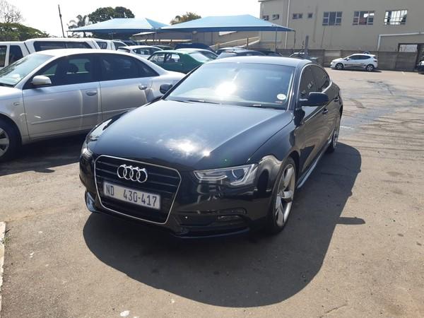 2014 Audi A5 Sportback 2.0t Fsi Multi  Kwazulu Natal_0