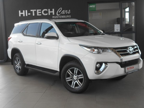 2019 Toyota Fortuner 2.4GD-6 4X4 Auto with Only 43000km North West Province Rustenburg_0