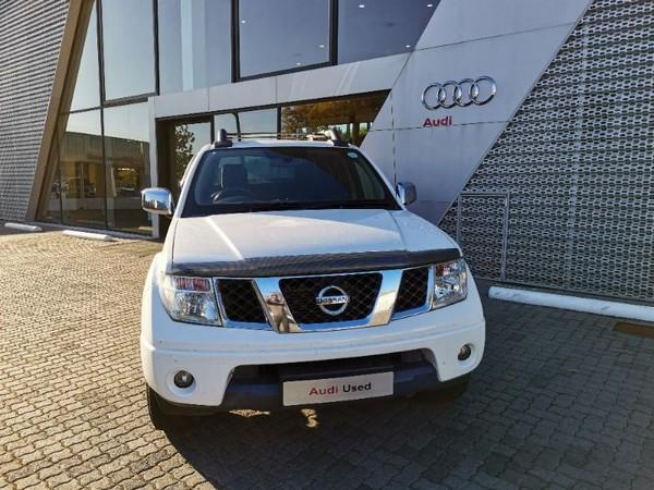 2012 Nissan Navara 2.5 Dci Se Pu Dc  Western Cape Claremont_0