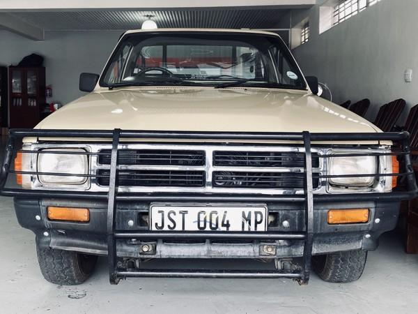 2000 Toyota Hilux 2400d Lwb Pu Sc  Mpumalanga Nelspruit_0