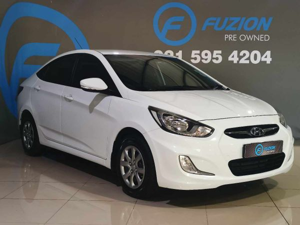 2015 Hyundai Accent 1.6 Gls  Western Cape Goodwood_0