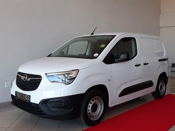 2020 Opel Combo Cargo 1.6TD FC PV Gauteng Roodepoort_0