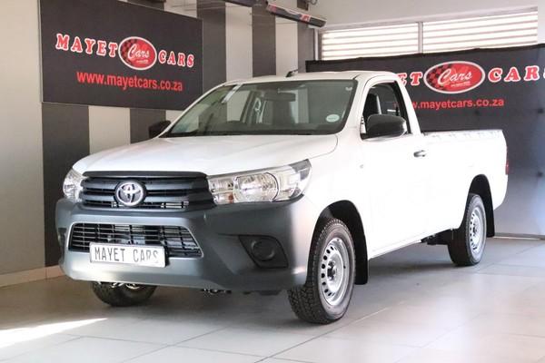 2020 Toyota Hilux 2.4 GD-6 SR Single Cab Bakkie Mpumalanga Delmas_0