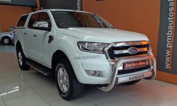 2016 Ford Ranger 2.2TDCi XLT Double Cab Bakkie Kwazulu Natal Pietermaritzburg_0