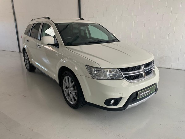 2013 Dodge Journey 3.6 V6 Rt At  Western Cape Table View_0