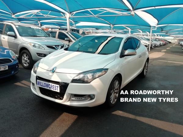 2013 Renault Megane 1.4tce Gt- Line Coupe 3dr  Gauteng Randburg_0