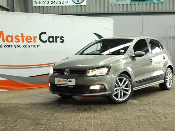 2019 Volkswagen Polo Vivo 1.0 TSI GT 5-Door Mpumalanga Secunda_0