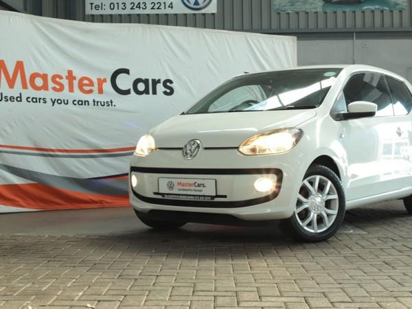 2016 Volkswagen Up Move UP 1.0 3-Door Mpumalanga Secunda_0
