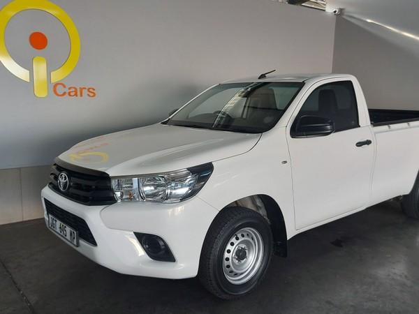 2017 Toyota Hilux 2.4 GD AC Single Cab Bakkie Mpumalanga Mpumalanga_0