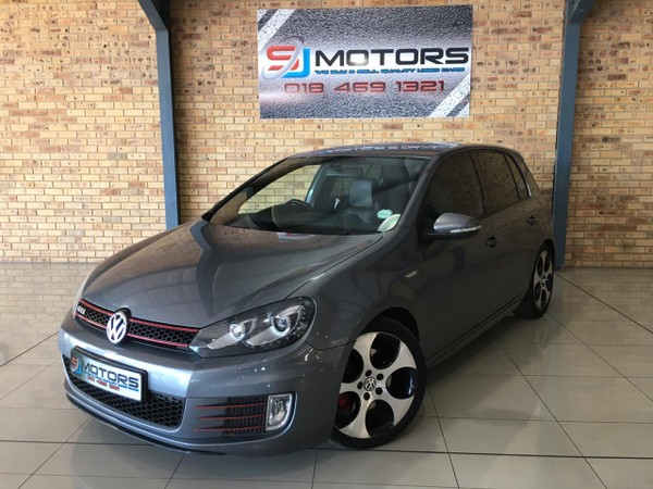 2011 Volkswagen Golf Vi Gti 2.0 Tsi Dsg  North West Province Orkney_0