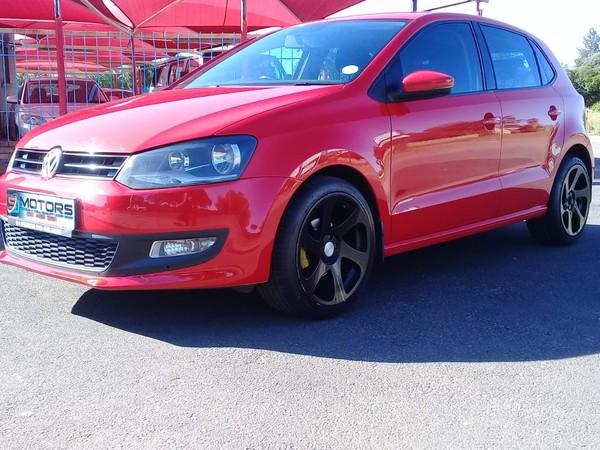 2011 Volkswagen Polo 1.6 Comfortline  North West Province Orkney_0