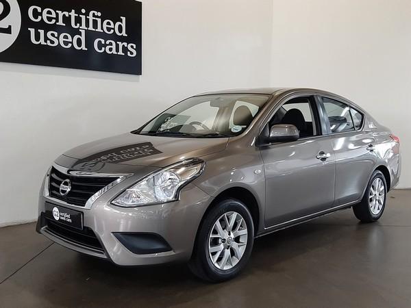 2019 Nissan Almera 1.5 Acenta Auto Gauteng Roodepoort_0