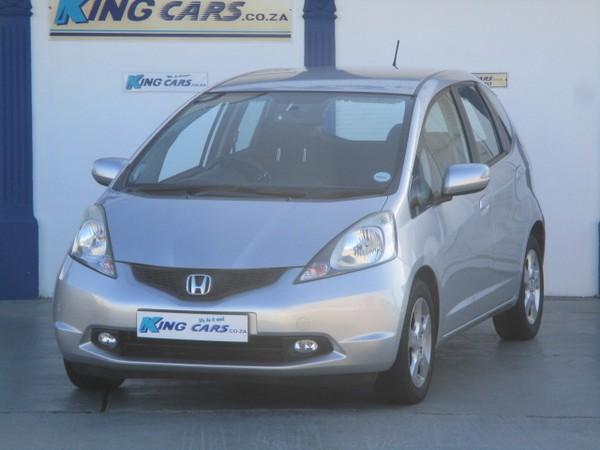 2010 Honda Jazz 1.5i Ex At  Eastern Cape Port Elizabeth_0