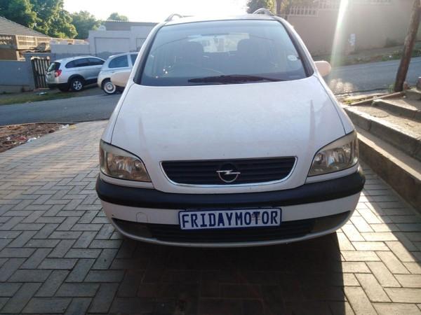 2001 Opel Zafira 1.8 Enjoy  Gauteng Johannesburg_0