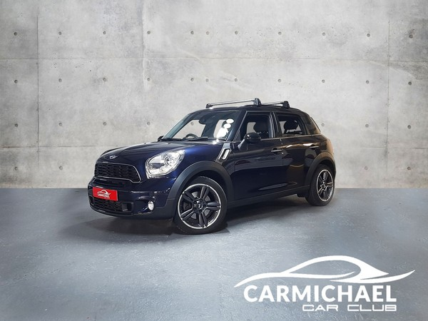 2014 MINI Cooper S S Countryman At  Western Cape Western Cape_0