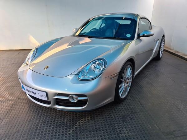 2007 Porsche Cayman S  Gauteng Randburg_0