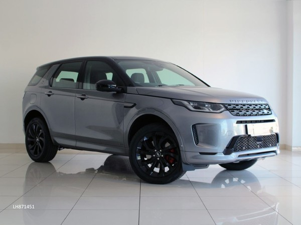 2020 Land Rover Discovery Sport 2.0D HSE R-Dynamic D180 Western Cape Goodwood_0