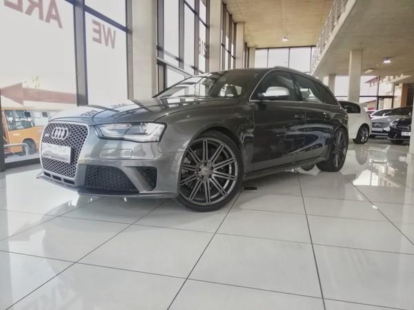 2013 Audi RS4 AVANT QUATT STRONIC Gauteng Sandton_0