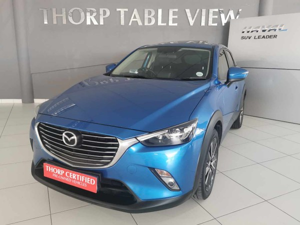 2016 Mazda CX-3 2.0 Individual Auto Western Cape Table View_0