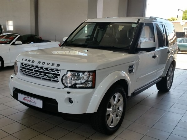 2013 Land Rover Discovery 4 3.0 Tdv6 Hse  Western Cape Wynberg_0