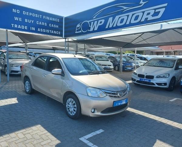 2015 Toyota Etios 1.5 Xs  Western Cape Bellville_0