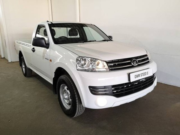 2020 GWM Steed 5 2.2 MPi Workhorse Single Cab Bakkie Gauteng Pretoria_0