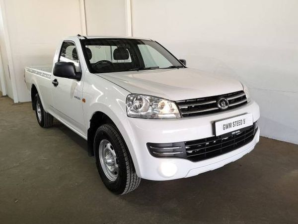 2020 GWM Steed 5 2.2 MPi Workhorse Single Cab Bakkie Gauteng Pretoria_0