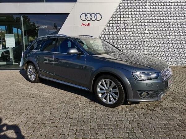 2013 Audi A4 2.0 Tdi Avant Multi b7  Western Cape Claremont_0