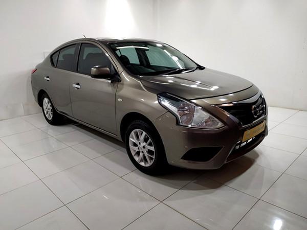 2017 Nissan Almera 1.5 Acenta Auto Gauteng Roodepoort_0
