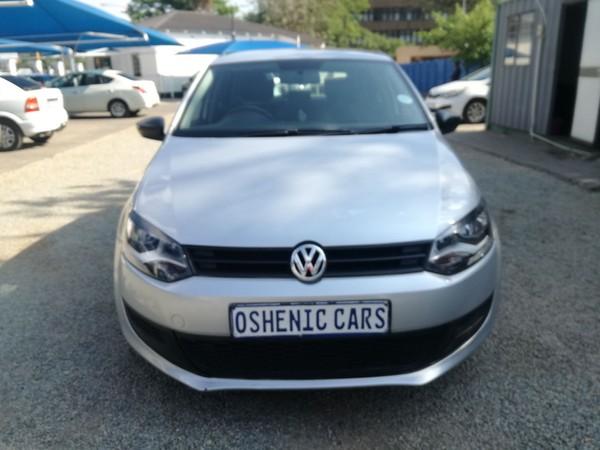 2014 Volkswagen Polo 1.4 Trendline  Gauteng Kempton Park_0