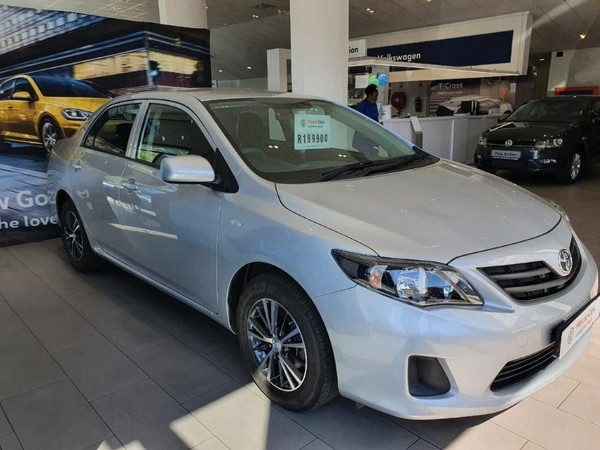 2019 Toyota Corolla Quest 1.6 Free State_0