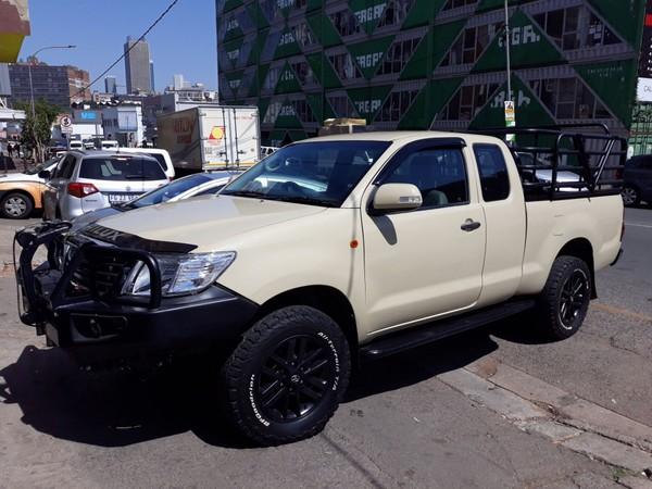 2015 Toyota Hilux 2.5 D-4D RB SRX PU XTRA CAB Gauteng Jeppestown_0