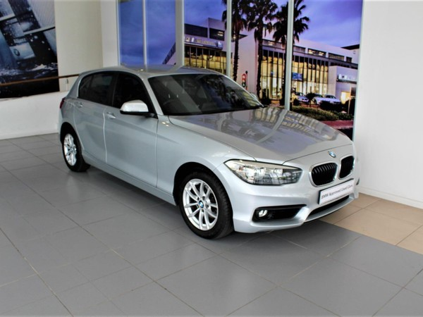 2016 BMW 1 Series 118i 5DR f20 Western Cape Cape Town_0