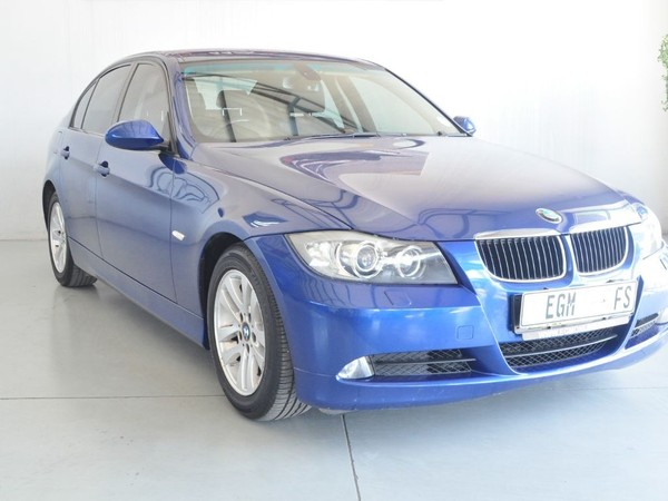 2007 BMW 3 Series 320i Exclusive At e90  Free State Bloemfontein_0