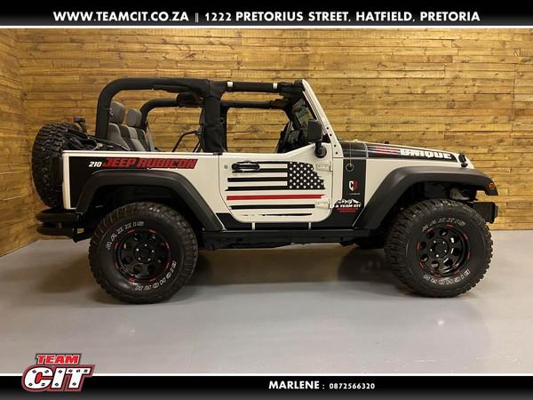 2008 Jeep Wrangler 3.8 Sport M6 2dr  Gauteng Pretoria_0