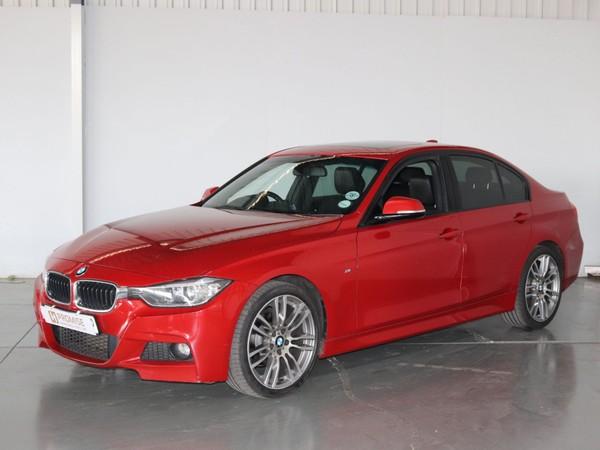 2015 BMW 3 Series 320i M Sport Line At f30  Gauteng Springs_0