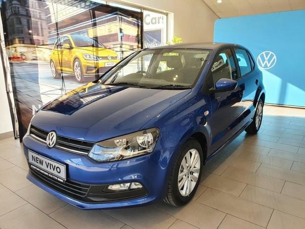 2020 Volkswagen Polo Vivo 1.4 Comfortline 5-Door Free State_0