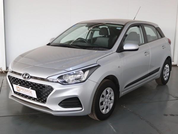 2018 Hyundai i20 1.2 Motion Gauteng Springs_0