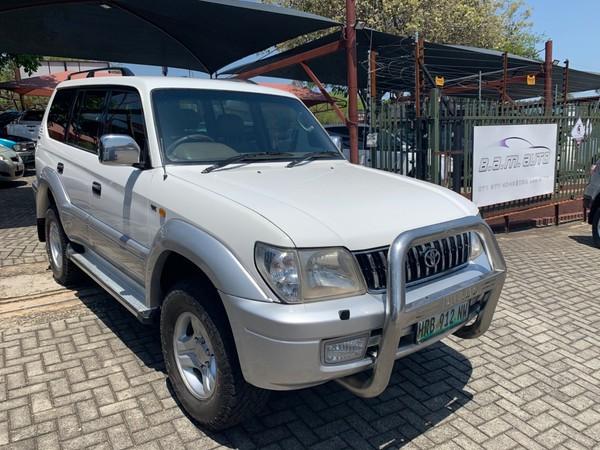 2001 Toyota Prado Vx 3.0d 8 Seat  Mpumalanga Nelspruit_0