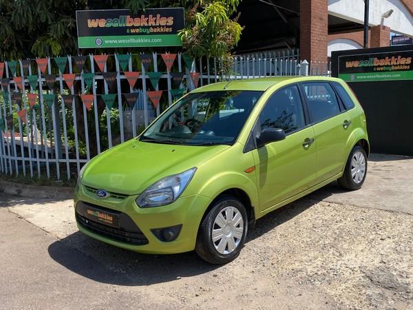 2011 Ford Figo 1.4 Tdci Ambiente  Gauteng Pretoria West_0