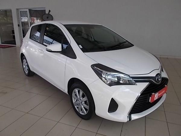 2015 Toyota Yaris 1.3 CVT 5-Door North West Province Potchefstroom_0